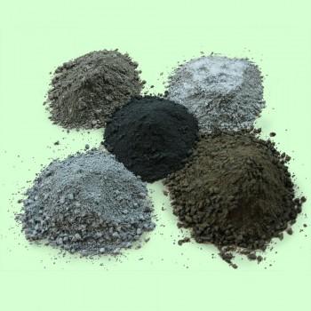 Материалы огнеупорные неформованные (бетоны, набивные массы, мертели, шпаклевки)