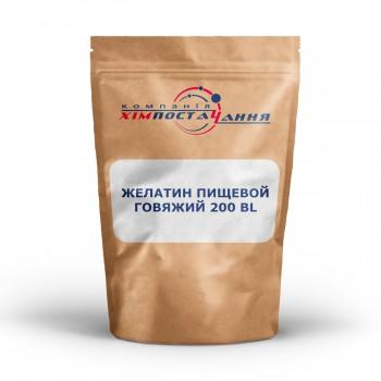 Желатин пищевой говяжий 200 Вl