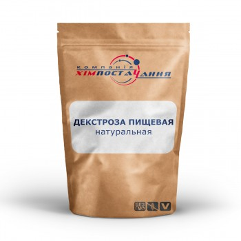 Декстроза пищевая (натуральная), упак 1 кг