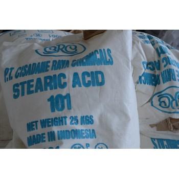 Стеариновая кислота (стеарин, октадекановая кислота)