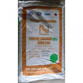 Холин хлорид 60%, кормовой