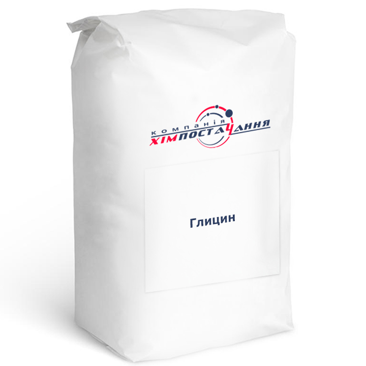 Глицин (аминоуксусная кислота, аминоэтановая кислота, гликолол, глицинат натрия, Е640)