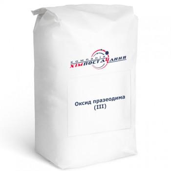 Оксид празеодима (III)