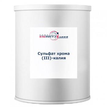 Сульфат хрома (III)-калия