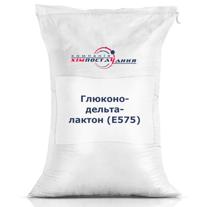 Глюконо-дельта-лактон (Е575)
