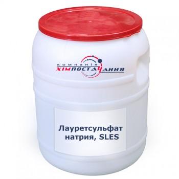 Лауретсульфат натрия, SLES