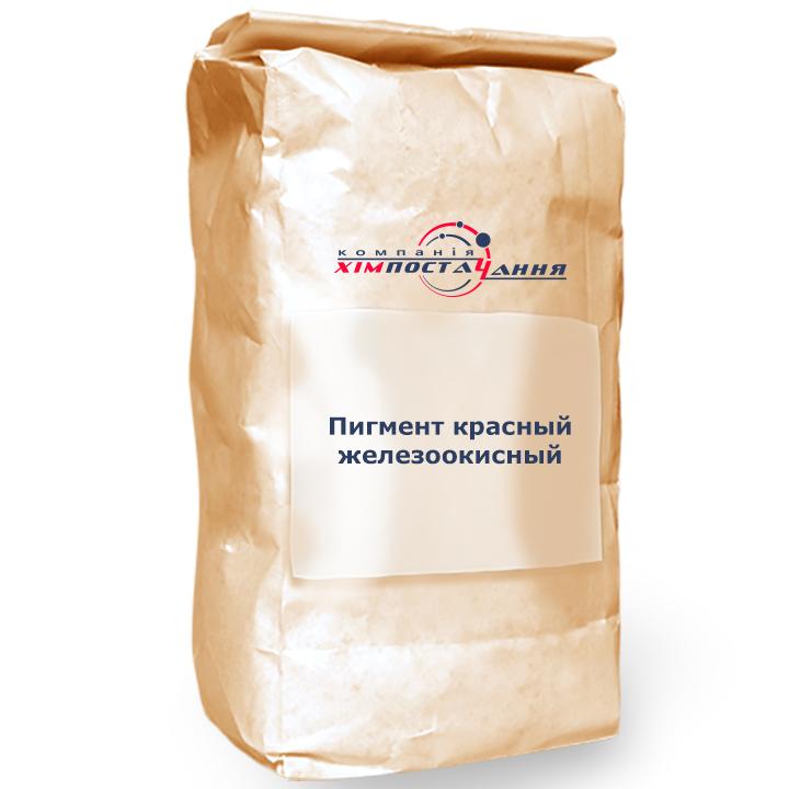 Пигмент красный железоокисный, пигментный оксид железа